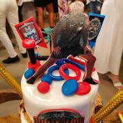 Τριαντάφυλλος: Χαμός στο πάρτι γενεθλίων του με άρωμα Survivor (Videos & Photos)
