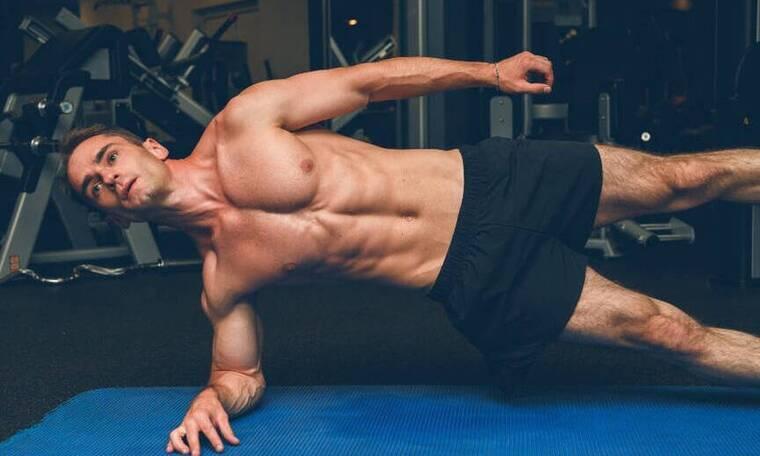 Πλάγια σανίδα: H απόλυτη άσκηση γυμναστικής
