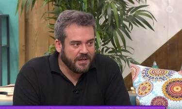 Πυγμαλίων Δαδακαρίδης: «Αυτό που με ενόχλησε πιο πολύ ήταν το γιατί τώρα»