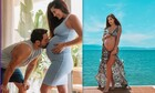 Χριστίνα Μπόμπα: Λίγο πριν γεννήσει, δείχνει τα στάδια της εγκυμοσύνης της ανά μήνα