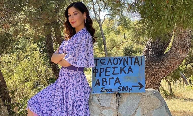 Βαλέρια Κουρούπη: Πήγε διακοπές στη Σαντορίνη και είναι πιο αδύνατη από ποτέ!