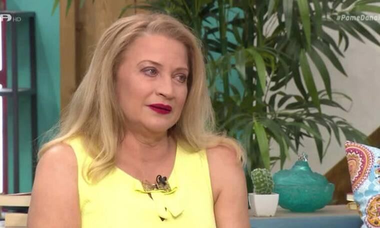 Ελένη Κρίτα: Λύγισε στον «αέρα» της εκπομπής Πάμε Δανάη! Οι απώλειες που την κλόνισαν