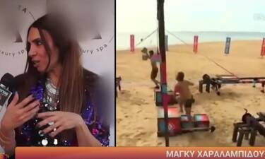 Survivor: Μάγκυ Χαραλαμπίδου: Η απίστευτη ερώτηση που έκανε στην παραγωγή για την συμμετοχή της!