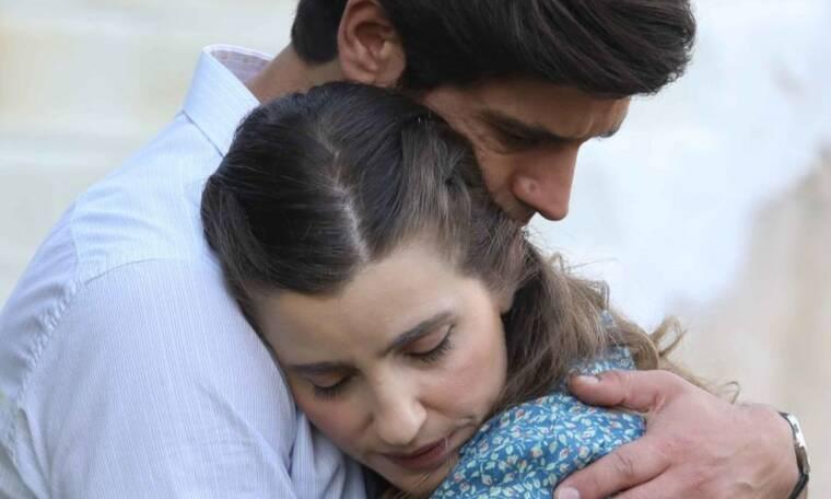 Άγριες μέλισσες: Ο χωρισμός που δεν περιμέναμε- Ο Λάμπρος στην εξορία και η Ελένη μένει μόνη της