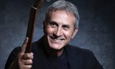 Γιώργος Νταλάρας: Μετά τις sold out συναυλίες θα βρεθεί στην Τεχνόπολη