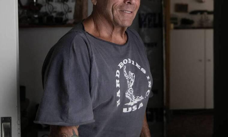 Ο 83χρονος Έλληνας που ετοιμάζεται να μπει στο βιβλίο Guinnness