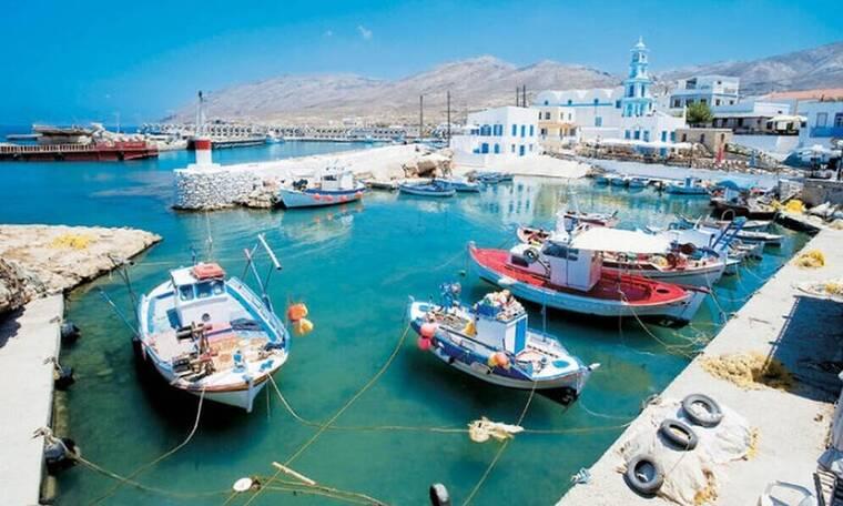 Το πανέμορφο νησί δίπλα από την Κρήτη που ελάχιστος κόσμος γνωρίζει
