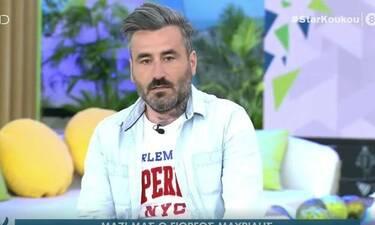 Γιώργος Μαυρίδης: Η περιπέτεια στο Μεξικό, το τηλεοπτικό του μέλλον και ο γάμος
