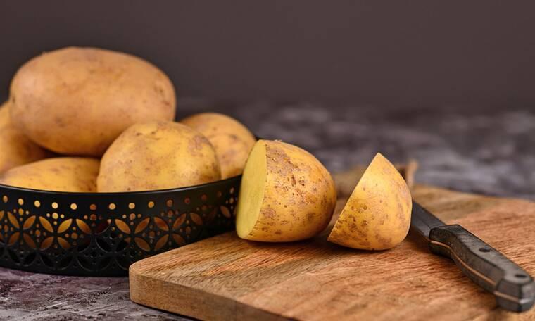Πατάτα: Γιατί είναι ωφέλιμη για το στομάχι (video)