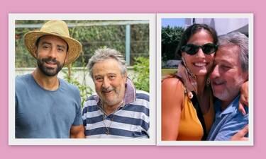 Στέφανος Τανιμανίδης: Οι δίδυμες εγγονές του γεννήθηκαν και τους στέλνει το πιο ονειρικό μήνυμα!