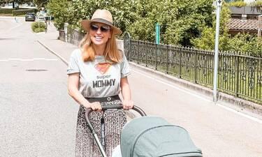 Mαρία Ηλιάκη: Η κόρη της έχει νεύρα και η στιγμή γίνεται… viral!