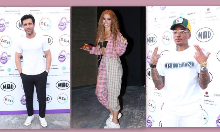 Mad Video Awards 2021: Σε πυρετώδεις προετοιμασίες για τη μουσική βραδιά – Φωτό από τις πρόβες