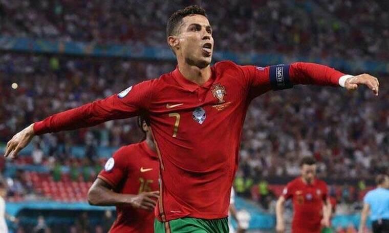 Euro 2020: Ρε Κριστιάνο, σοβαρά τώρα;