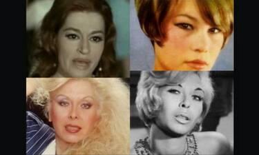 Ελληνικός Κινηματογράφος: Oι άλλοτε σεξοβόμβες της μεγάλης οθόνης... μεγάλωσαν!