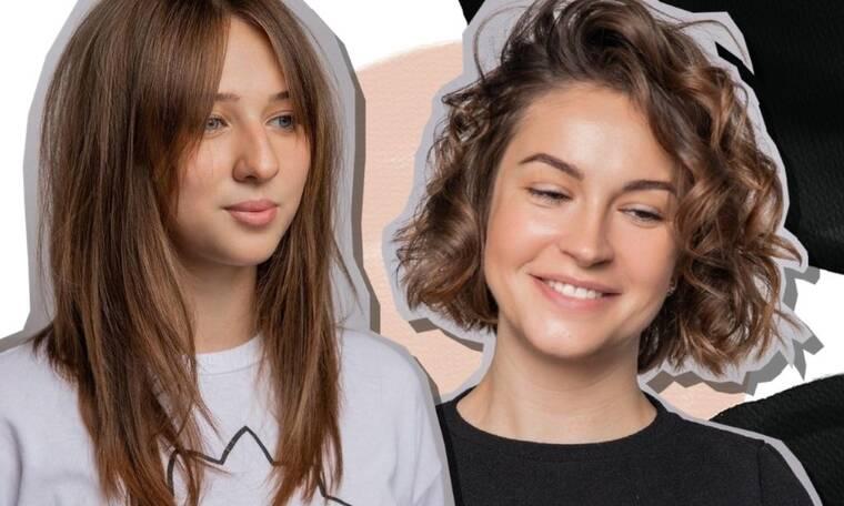 Kουρέματα για στρογγυλό πρόσωπο: Αυτά πρέπει να κάνεις (photos)