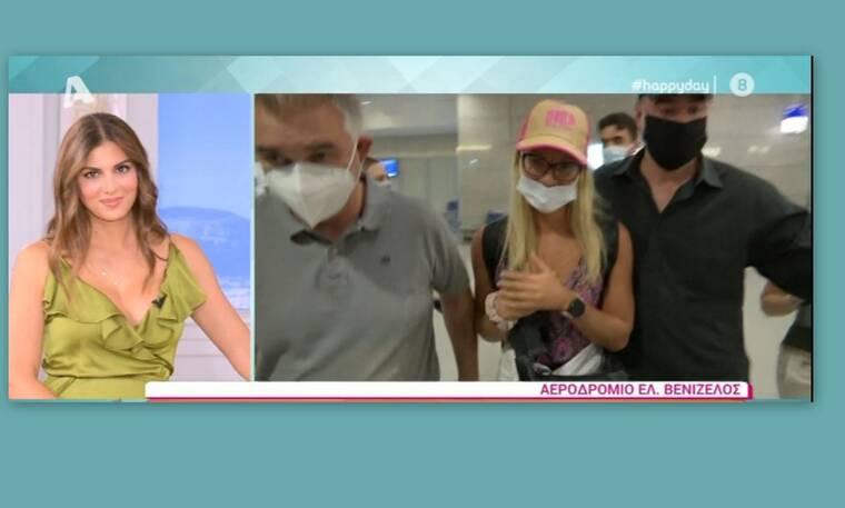 Survivor: Χαμός στο αεροδρόμιο με την Χαμπέρη – Η ατάκα της Τσιμτσιλή για την εμφάνισή της!