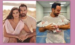 Σάκης Τανιμανίδης: Ο αδερφός του μιλά για τα δίδυμα - Πώς είναι η Μπόμπα μετά την καισαρική
