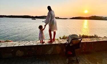 Γνωστή Ελληνίδα γέννησε πριν ένα μήνα το δεύτερο παιδί της και θα εκπλαγείς με το κορμί της