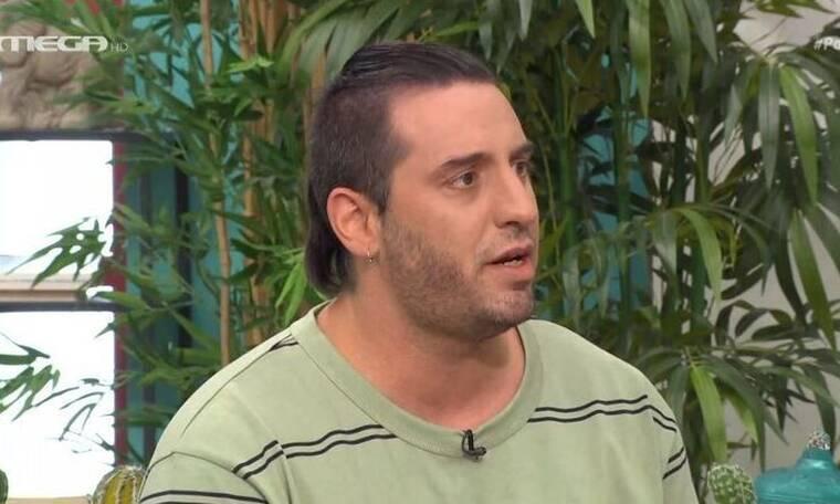 """Γιώργος Τριανταφυλλίδης: «Νιώθω πολύ τυχερός που βρέθηκα στον """"Σιωπηλό Δρόμο""""»"""
