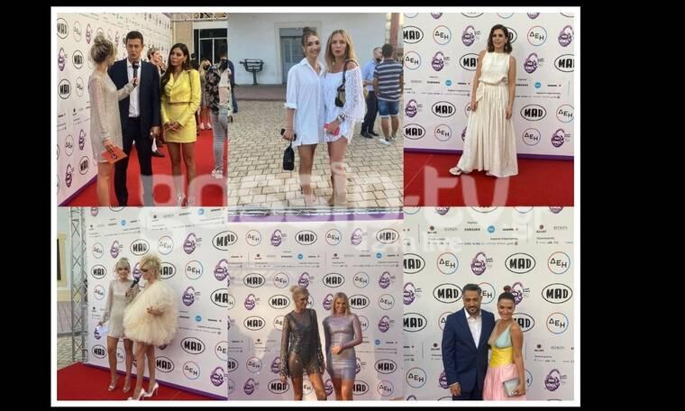 Mad Video Music Awards 2021: Λαμπερές παρουσίες στο event - Τι κατέγραψε ο φακός του gossip-tv