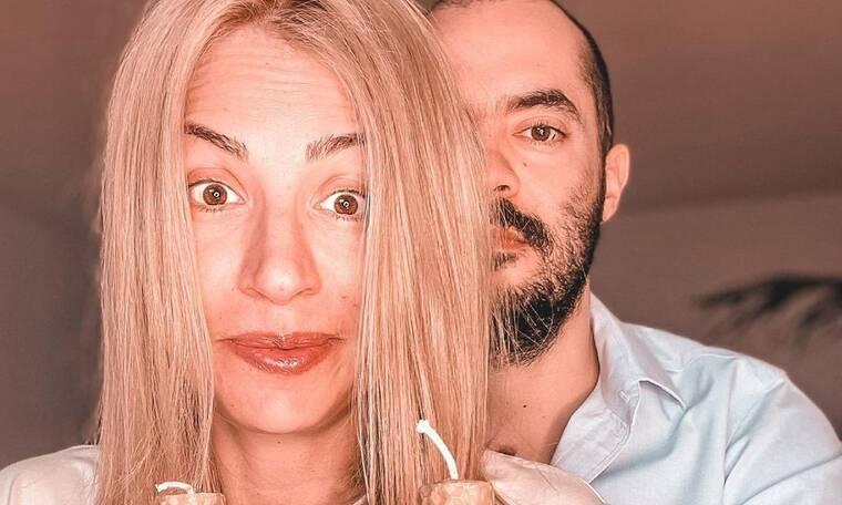Μαρία Ηλιάκη: Τα πρώτα γενέθλια με την κορούλα της και η ξεχωριστή τούρτα - έκπληξη!