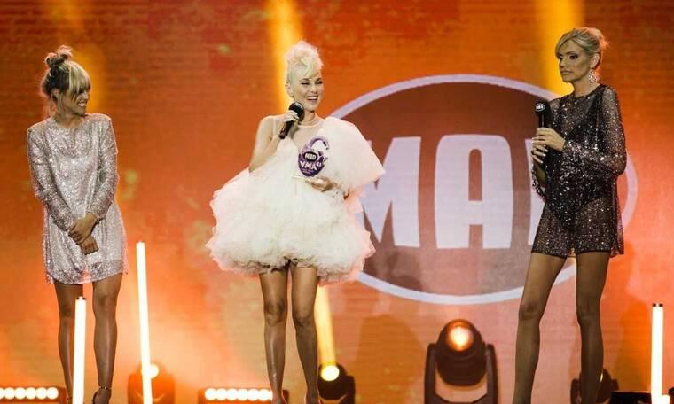 Mad Video Music Awards 2021: Οι δημιουργίες της Κριθαριώτη έκλεψαν τις εντυπώσεις