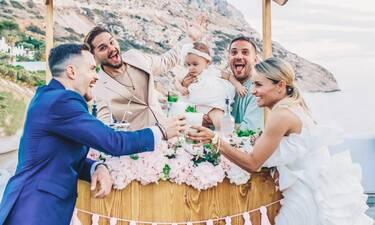 Πετρούνιας-Μιλλούση: Όλες οι λεπτομέρειες για τον στολισμό της βάφτισης των κοριτσιών τους!