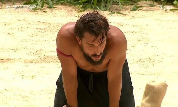 Survivor: Σάρωσε τα πάντα ο Κατσούλης - Κέρδισε πάλι στον αγώνα κατάταξης!