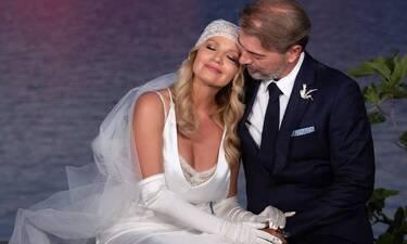 Παναγιώτα Βλαντή: Θα ξετρελαθείς με τις αδημοσίευτες φώτο από τον γάμο της με τον Γιάννη Βλάχο