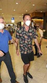 Survivor: O Γιώργος Λιανός έφτασε στην Ελλάδα! Και δεν ξαναγυρνάει Άγιο Δομίνικο!