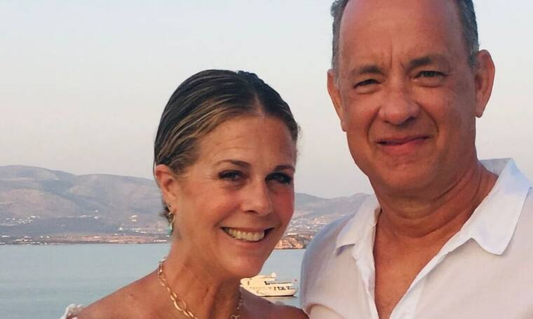 Και ο Tom Hanks στην Ελλάδα για τις καθιερωμένες του διακοπές! Με ποιον Έλληνα δείπνησε;