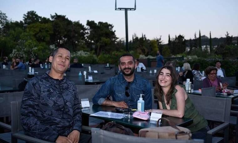 Κουτσόπουλος - Μιχαλοπούλου: Οι πρώτες φώτο από τις διακοπές τους και το σχόλιο του Κοντιζά!