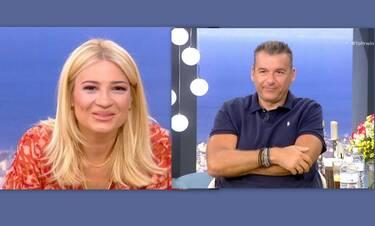 Λιάγκας: Η ατάκα  on air στην Σκορδά: «Θυμάσαι πριν χωρίσουμε που μας είχαν πει να…»!
