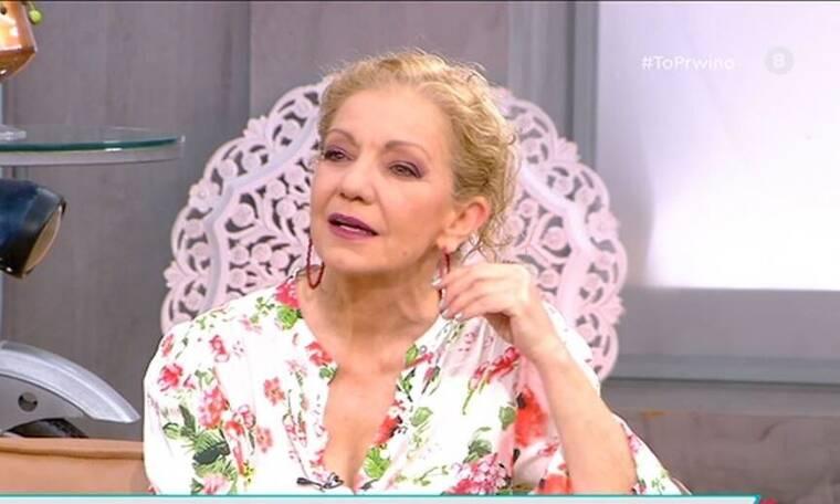 Ξεσπά η Πέμυ Ζούνη: «Υπήρχε η βεβαιότητα ότι αν δεν «κάτσεις» στον άλλον, δεν θα κάνεις καριέρα»