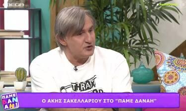Σοκάρει ο Άκης Σακελλαρίου μιλώντας για την περιπέτεια της υγείας του: «Μπήκα σε κώμα…»
