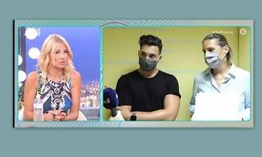 Γιώργος Ασημακόπουλος: Συγκινημένος πραγματοποίησε τις ευχές δύο παιδιών - Δείτε όλα όσα είπε!