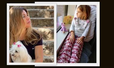 Ραγίζει καρδιές η Πρεζεράκου: «Είχαμε την τιμή να δούμε πώς είναι οι νεράιδες Αναστασία μου»
