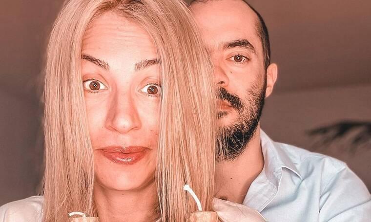 Ηλιάκη – Μανουσάκης: Θα ξετρελαθείτε με το βίντεο! Βόλτα στη Ζυρίχη με τη νεογέννητη κόρη τους