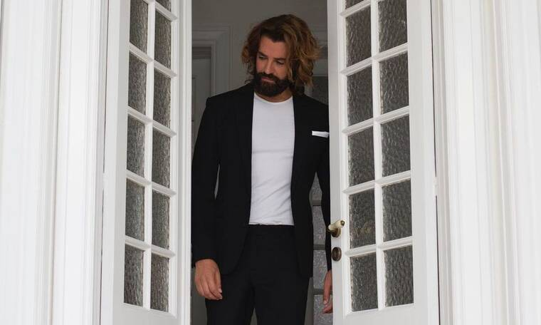 Νεκτάριος Κυρκόπουλος: «Όταν με ανακάλυψε scouter εγώ δεν ήθελα να ασχοληθώ με το modeling»