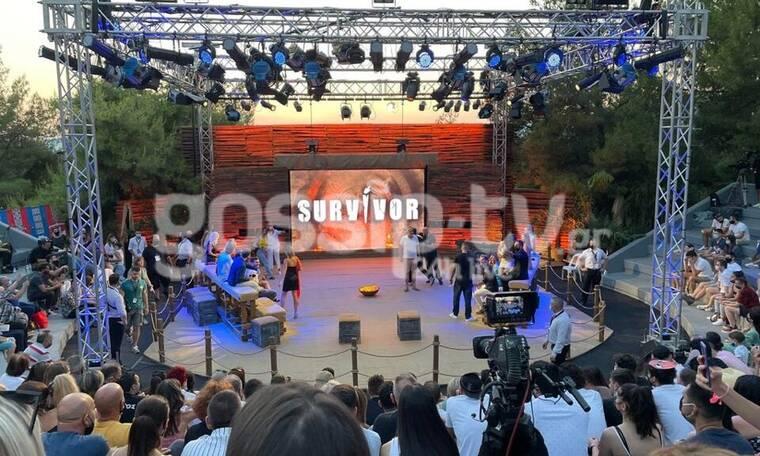 Survivor: Τo gossip-tv στον Ημιτελικό! Οι αφίξεις των παικτών και των επώνυμων καλεσμένων!