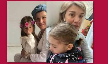 Το σπαραχτικό μήνυμα της μάνας της 7χρονης Αναστασίας: «Ξύπνα νεραϊδούλα μου, ξύπνα…»