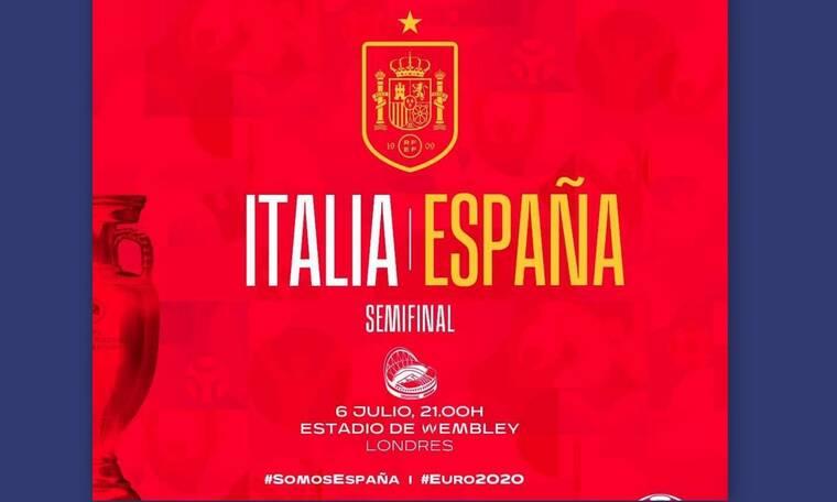Αμφίρροπο το ντέρμπι Ιταλία-Ισπανία, φαβορί η Αγγλία με τη Δανία
