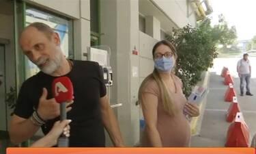 Τζώνυ Θεοδωρίδης: Πήρε εξιτήριο η σύζυγός του με τη νεογέννητη κόρη τους - Οι πρώτες δηλώσεις!