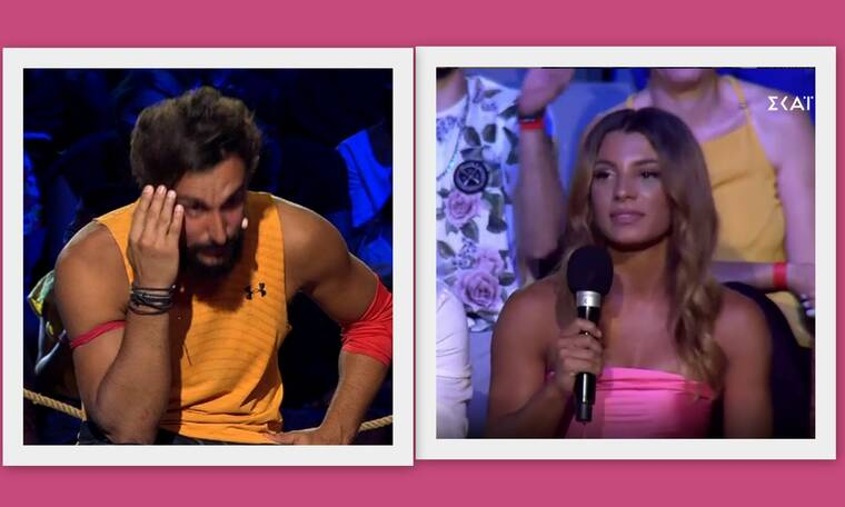 Survivor τελικός: Δάκρυσε ο Σάκης Κατσούλης μιλώντας για τη Μαριαλένα: «Ευτυχώς που ήταν κι εκείνη»