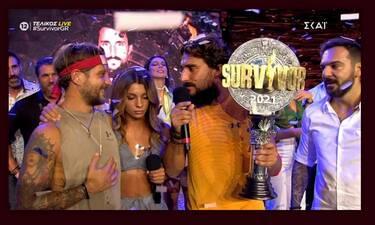 Survivor τελικός: Θα τρίβετε τα μάτια σας με τα νούμερα που σημείωσε!