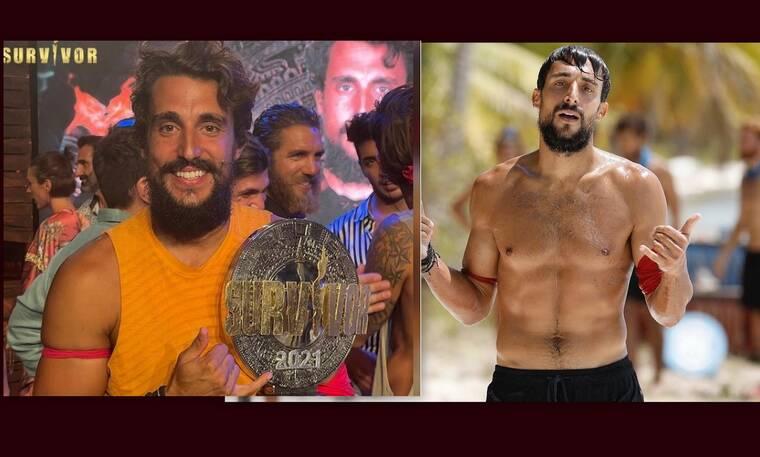 Survivor: Η μεγάλη αλλαγή του Σάκη Κατσούλη στην εμφάνισή του μετά τον τελικό!