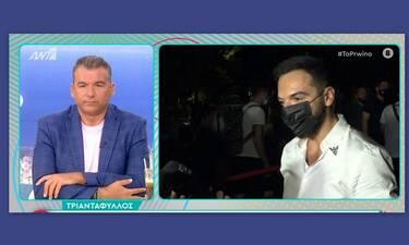 Ένταση στο Πρωινό: Ξέσπασε ο Λιάγκας κατά του Ντάφυ: «Προκλητικός! Εξυπνάκιας, χυδαιότητα!»