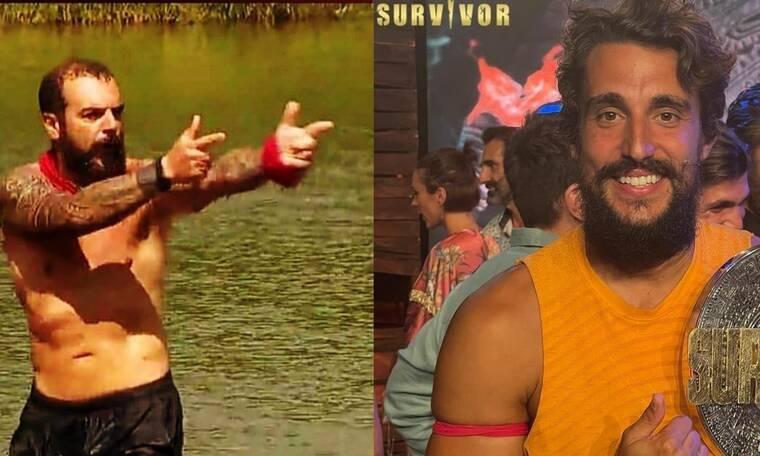 Survivor: Ο Τριαντάφυλλος «έκλεψε» το τρόπαιο από τον Κατσούλη και τον τρολάρει στο Instagram
