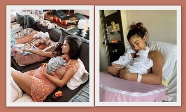 Χριστίνα Μπόμπα: Δεν πάει ο νους σου τι κάνει όταν οι δίδυμες κοιμούνται!