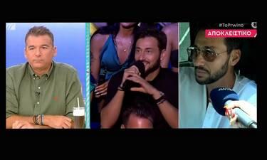 Ο Πάνος Καλίδης «αδειάζει» τον Τριαντάφυλλο για την Ελευθερία Ελευθερίου